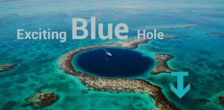 Blue Hole latest findings