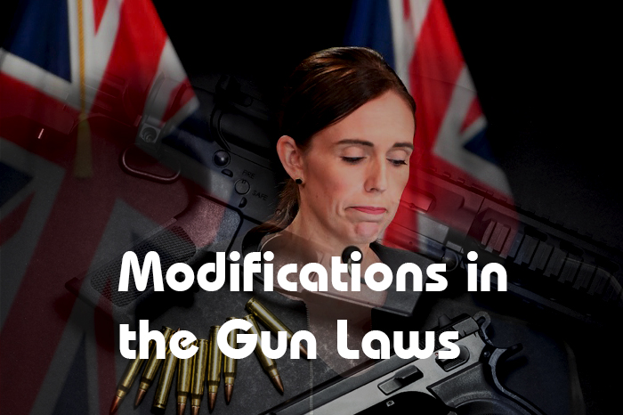 Modifications in the Gun Laws after New Zealand Cabinet Meeting