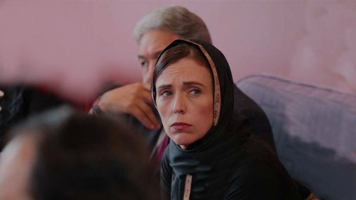 Jacinda Ardern for Fight Globally Against Racism