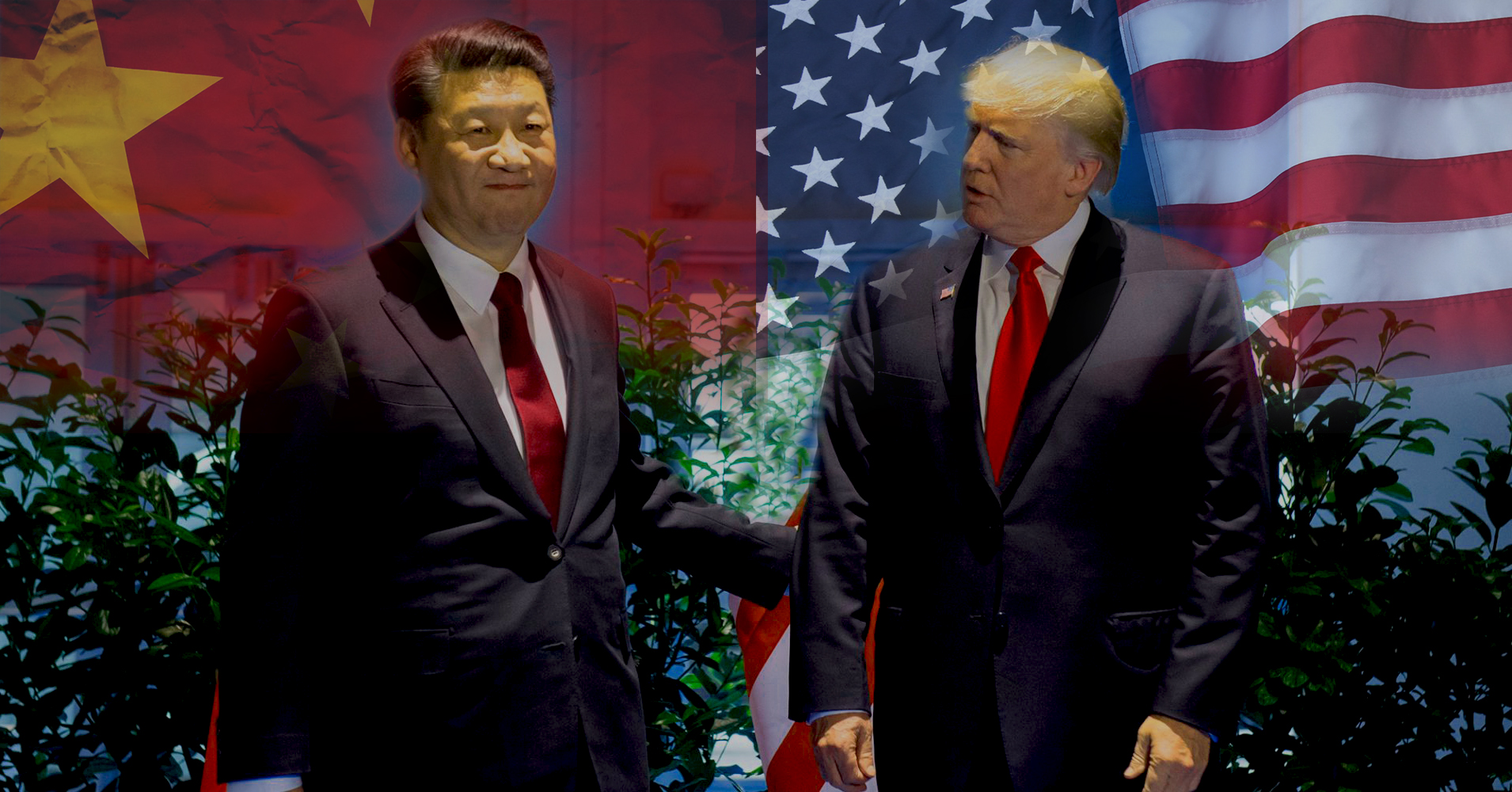Trump may Left the Talk Table, as he did with North Korea – China