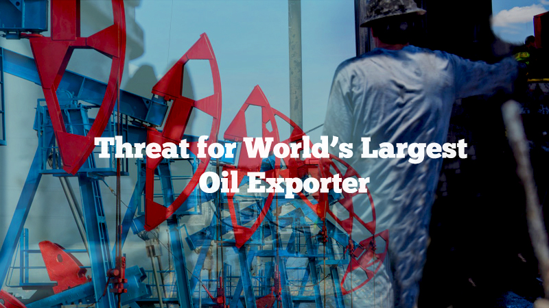 US Going to become Threat for World's Largest Oil Exporter