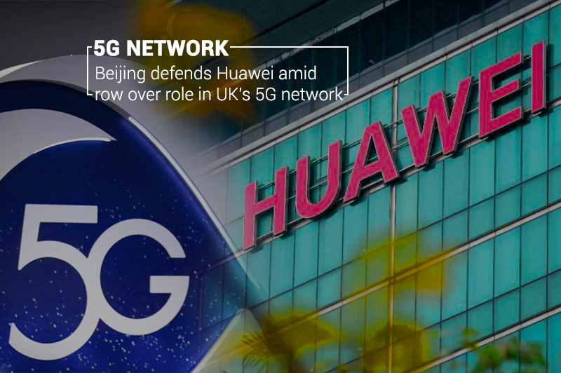 Beijing Shields Huawei's Role in United Kingdom's 5G Network