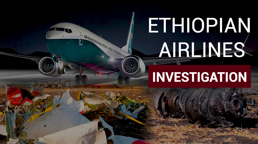 Crash Findings of Ethiopian Airlines 737 Max Released