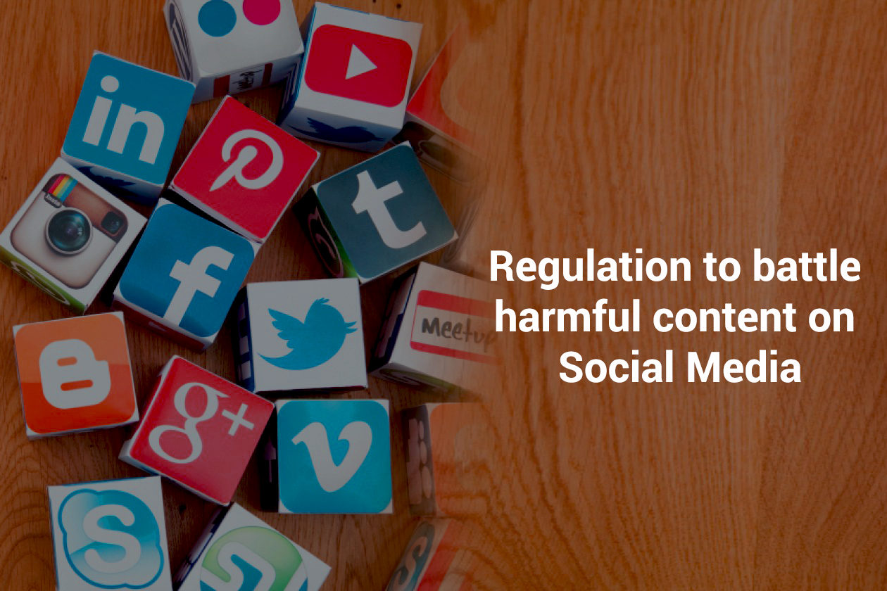 To Battle Harmful Content England to Regulate Social Media
