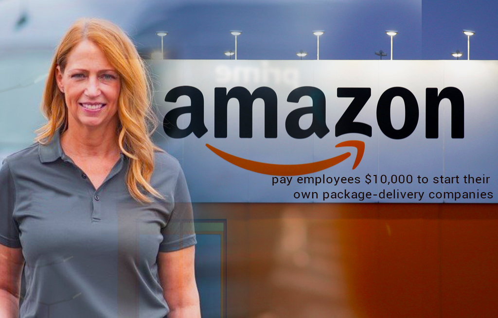 Amazon to Pay Employees $10,000 along with Three Salaries to Quit