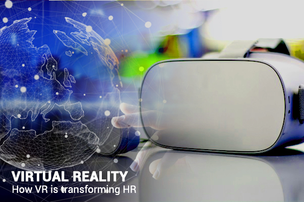 How Virtual Reality is Transforming HR
