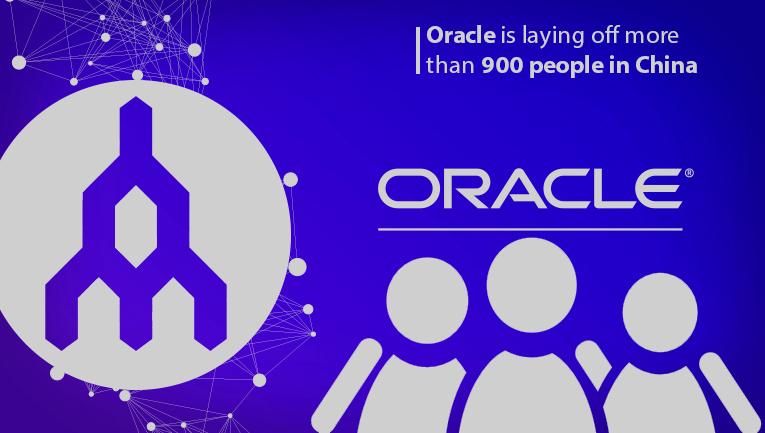 Oracle Plans to Suspend over 900 Employees in China