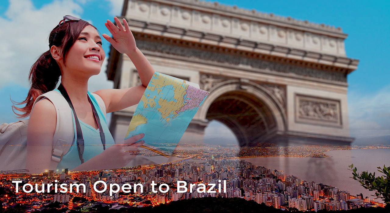 Brazil offers visa-free visit for citizens of Four new Countries