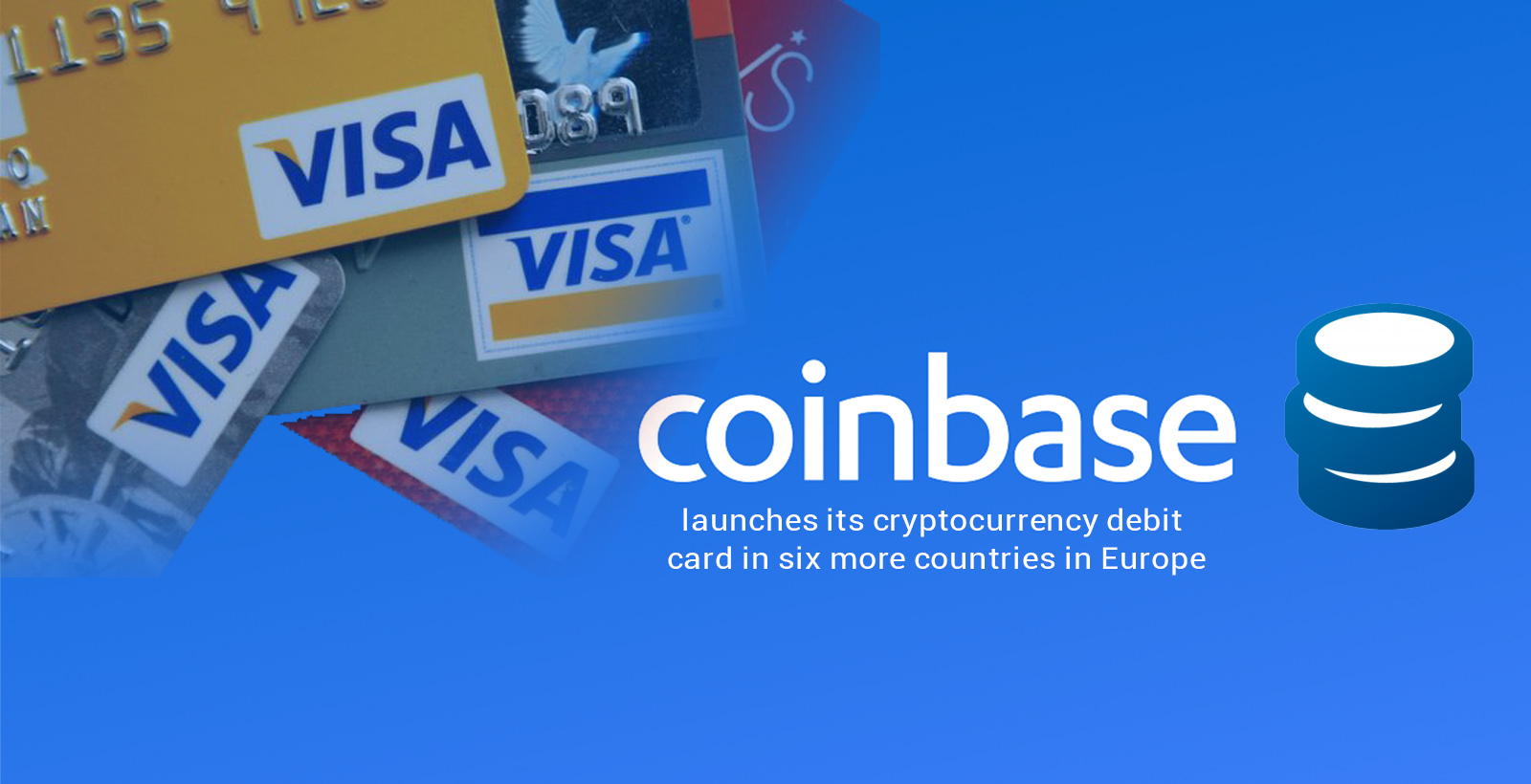 Coinbase Cryptocurrency Debit Card Will Available in six more States