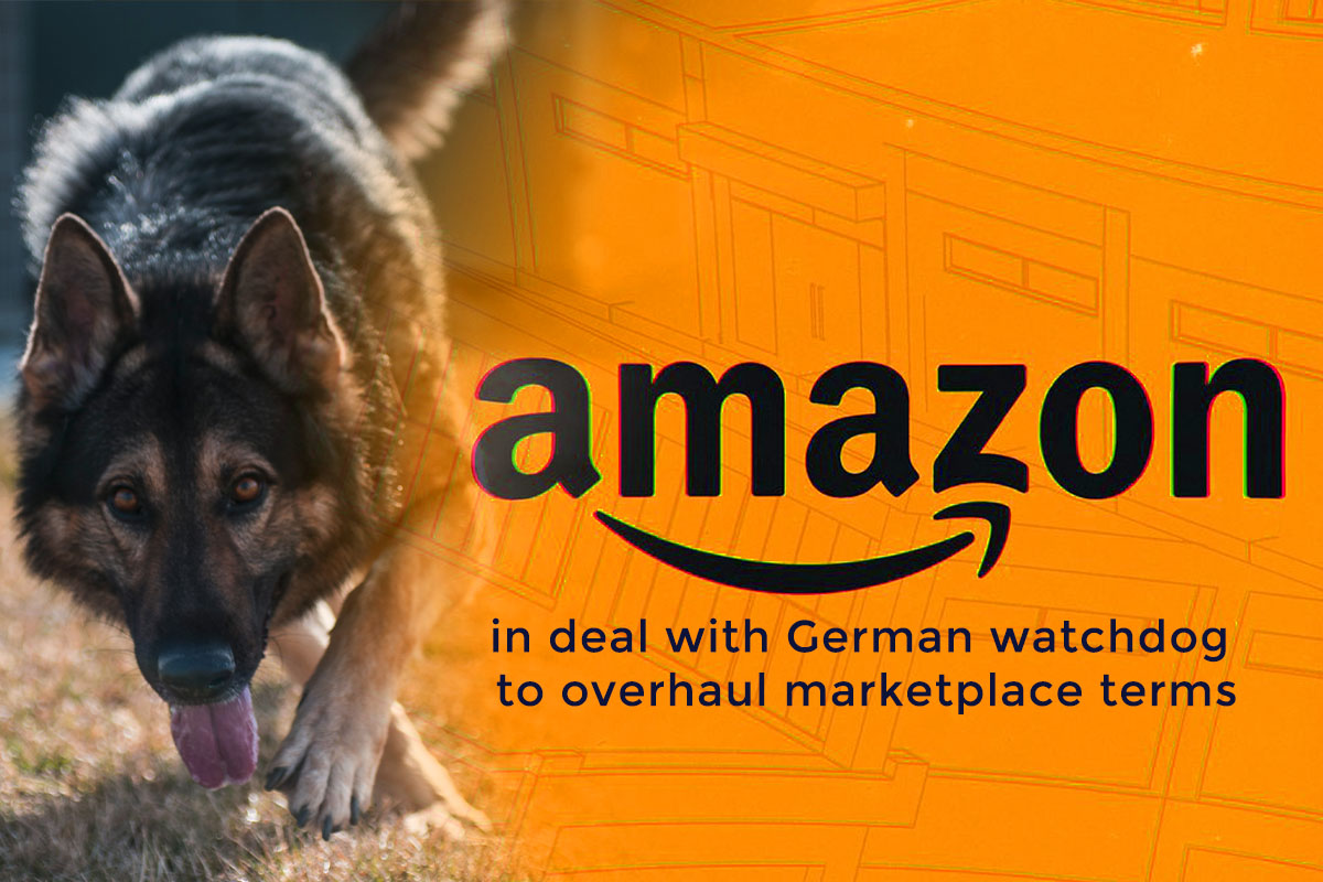 Amazon to Deal with German Watchdog to Renovate Market Terms