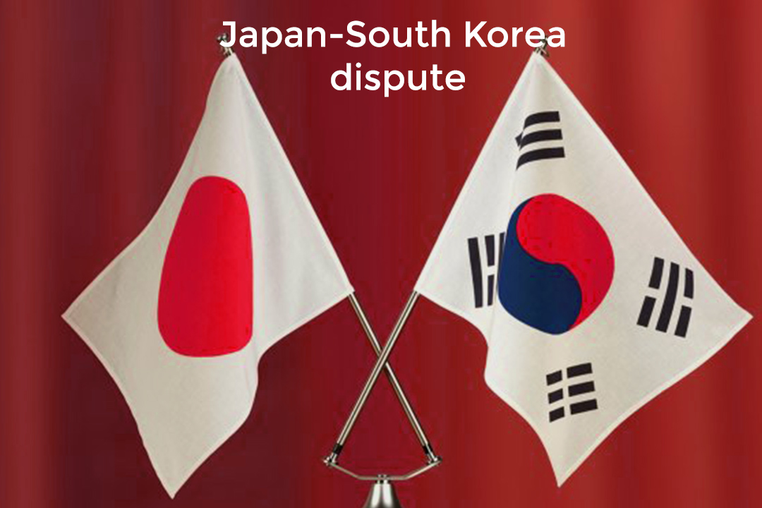 Dispute between South Korea and Japan is Disturbing Global Economy