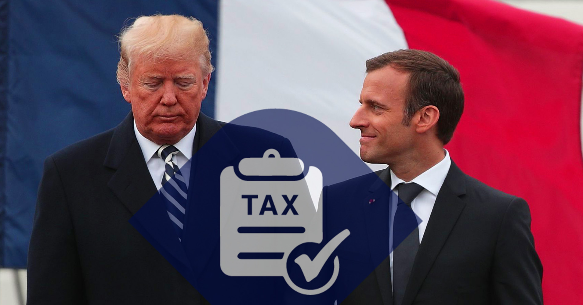 Digital Tax approved by France on American tech giants