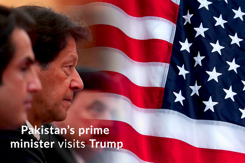 Imran Khan Visit to US might not assist Struggling Economy of Pakistan