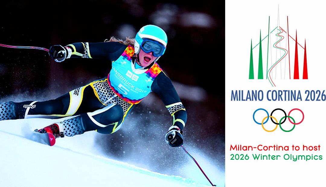 Milan-Cortina to Host Winter Olympics 2026
