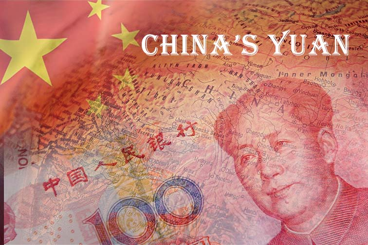 Chinese Yuan Loses its worth against Dollar at worst Level
