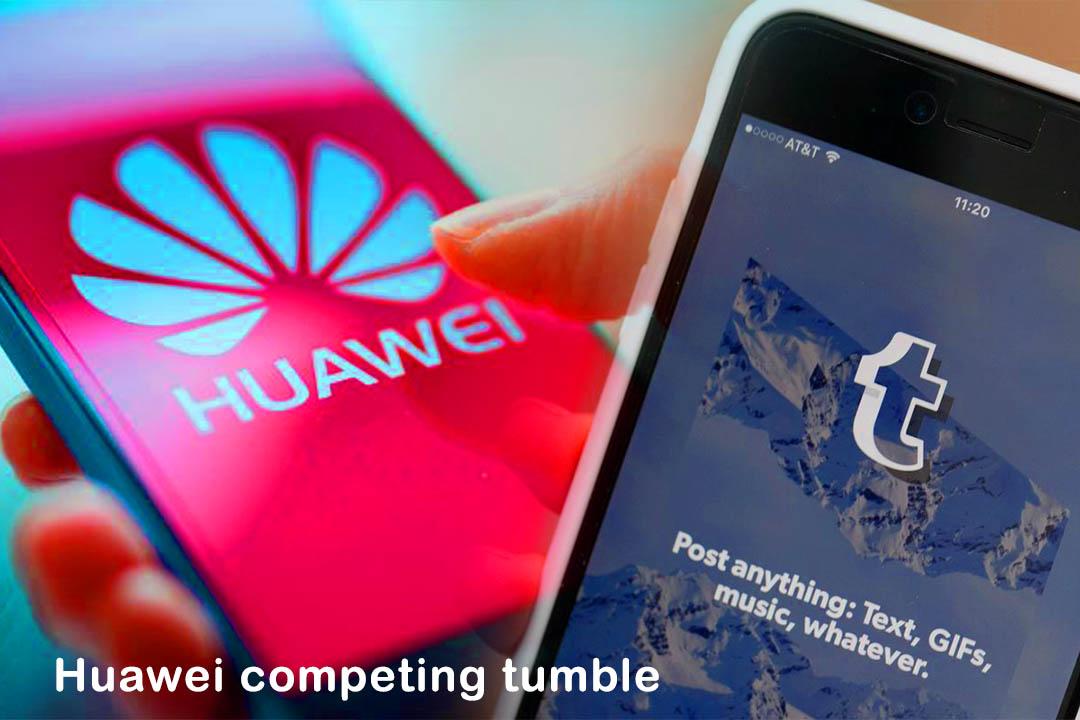 Shipment of Huawei's Smartphone surge as rivals like Apple fall
