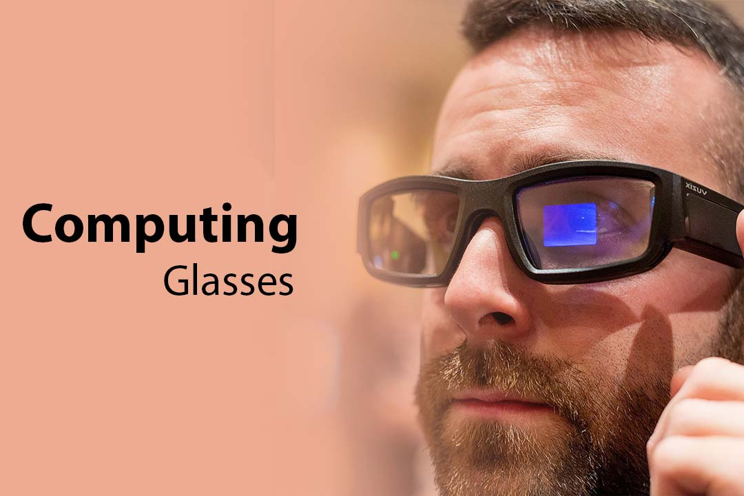 Amazon and Facebook unveiling Computing Glasses