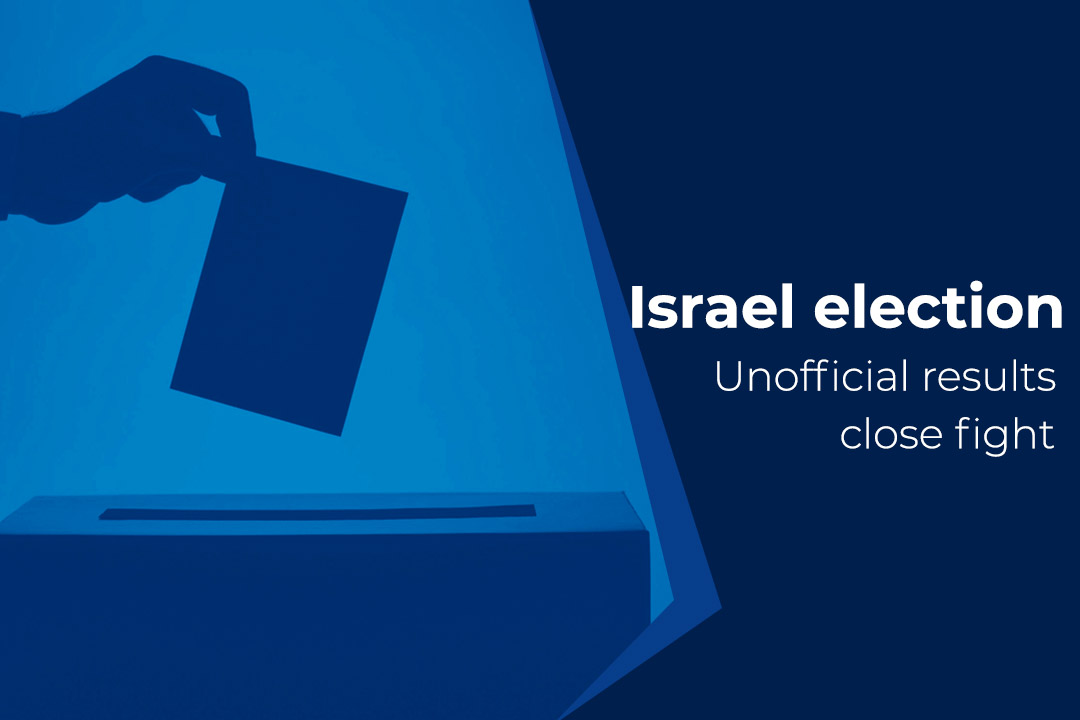 Deadlock Occurs between two main Israel Political Parties – Elections