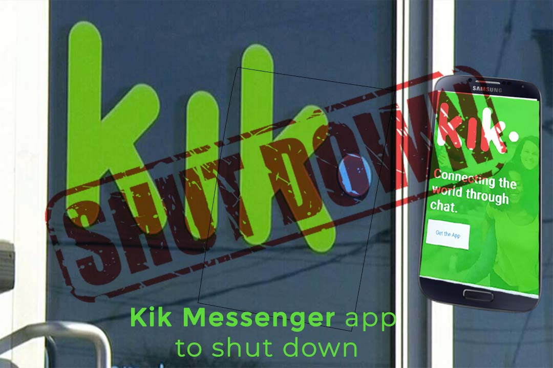 Messenger app Kik to Shutdown to focus on the Kin cryptocurrency