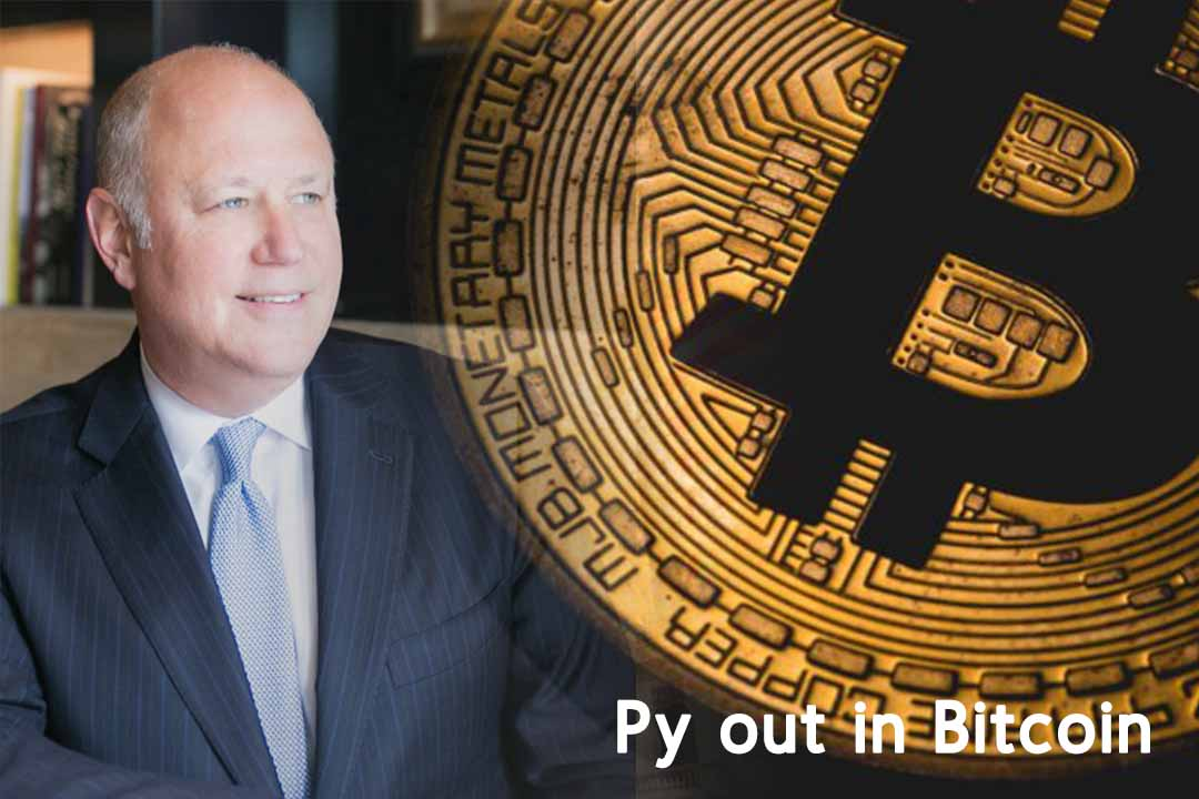 New York Stock Exchange's owner made futures contracts that do payments in bitcoin
