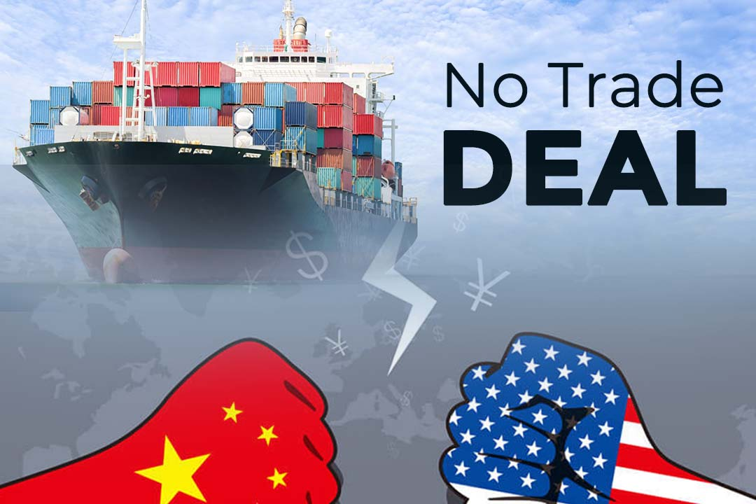 Doesn't need to strike a trade deal with China before the 2020 election