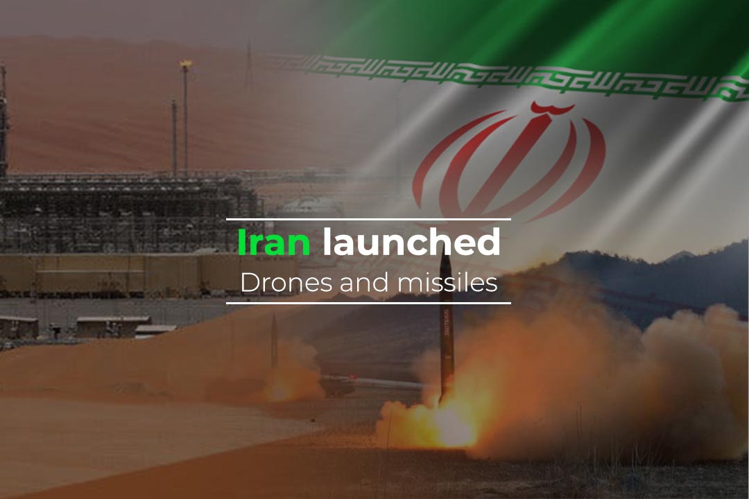 US reported that Drone & Missile attacks at Saudi oil fields Fired from Iran