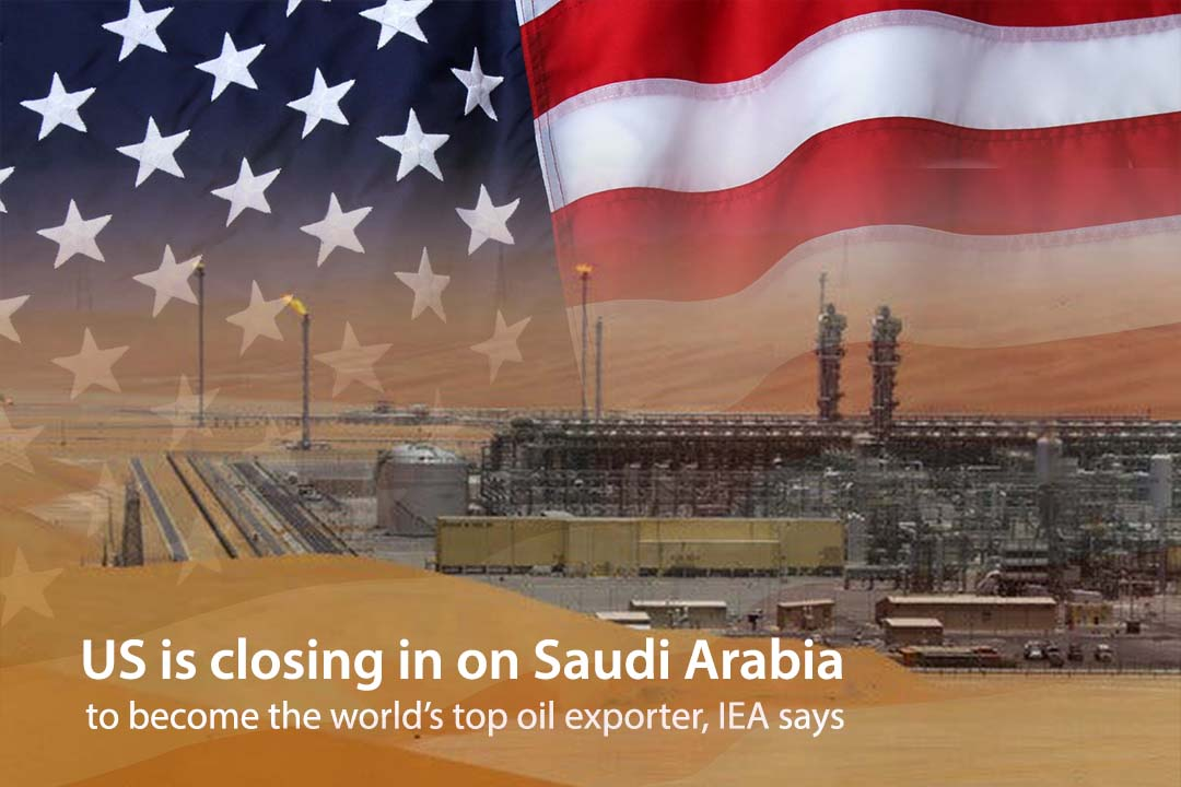 United States to become top Oil Exporter of the World