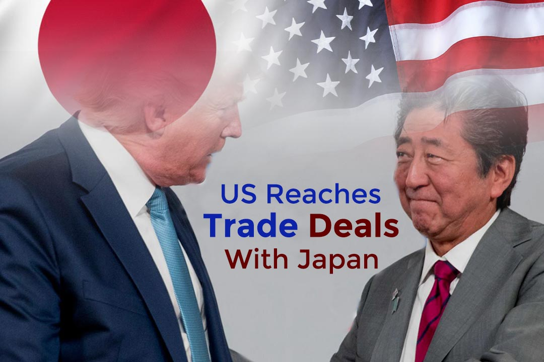 United States reaches a Trade Agreement with Japan – Trump