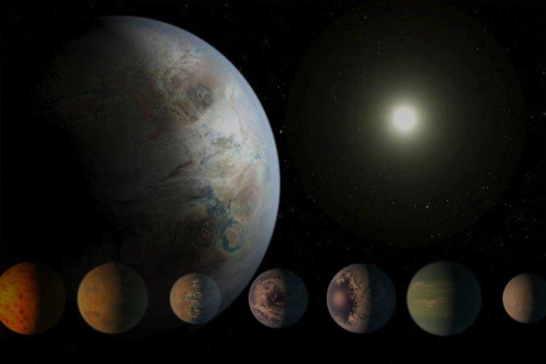 Water detected in habitable exoplanet's atmosphere
