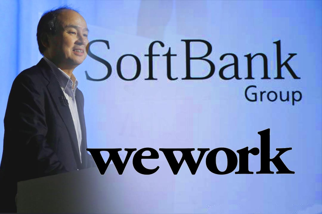 SoftBank made a deal to take 80% ownership of WeWork