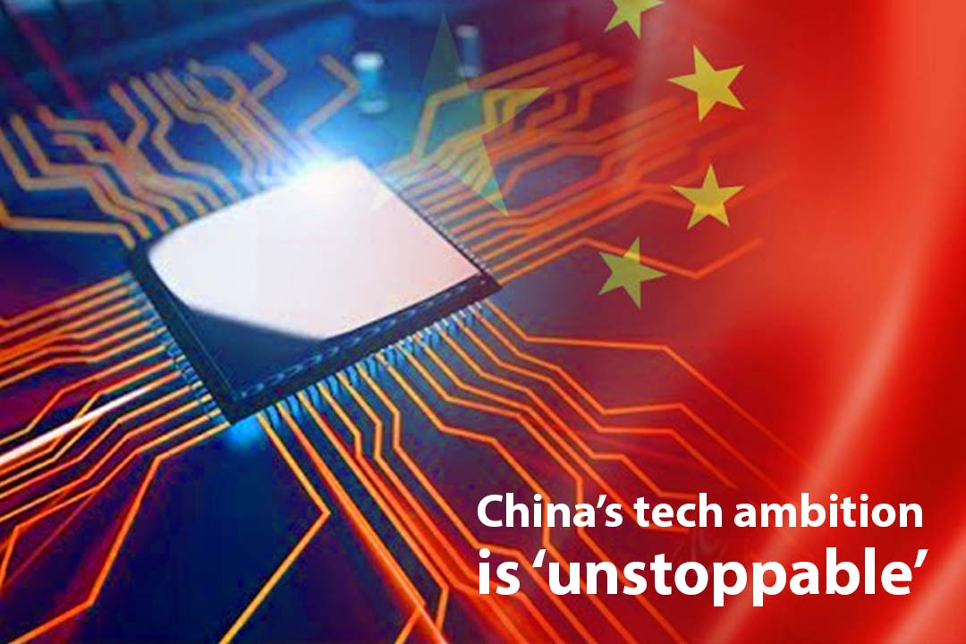 It's not Possible to stop Chinese Tech ambition, with or without trade war
