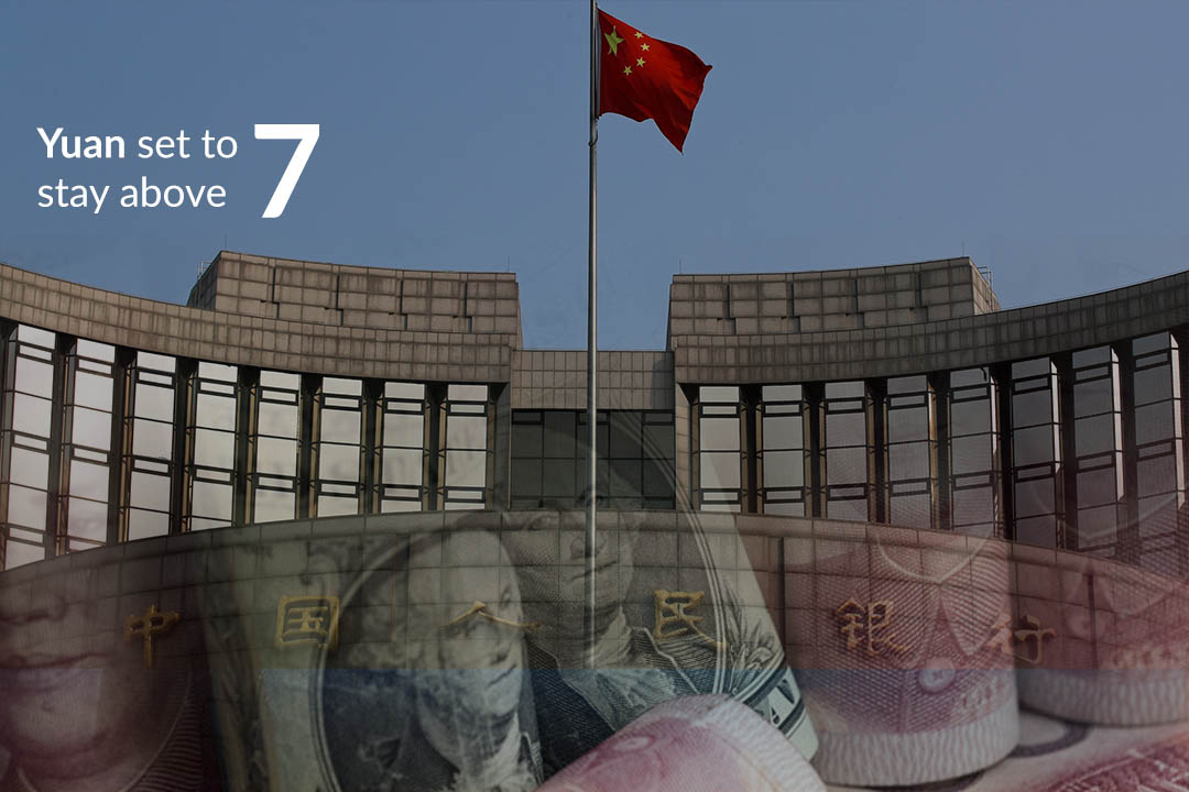 Yuan set to remain over 7 even after US-China settled on Deal
