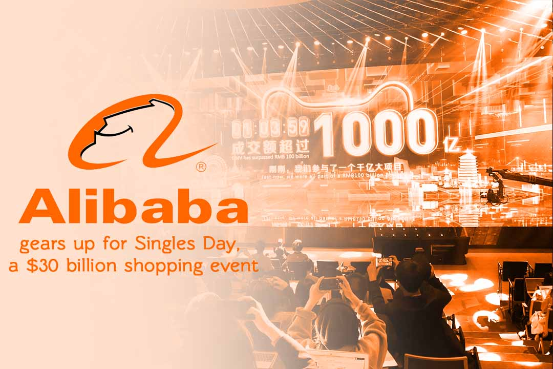 E-Commerce giant Alibaba breaks Singles Day sales Record with over $38b