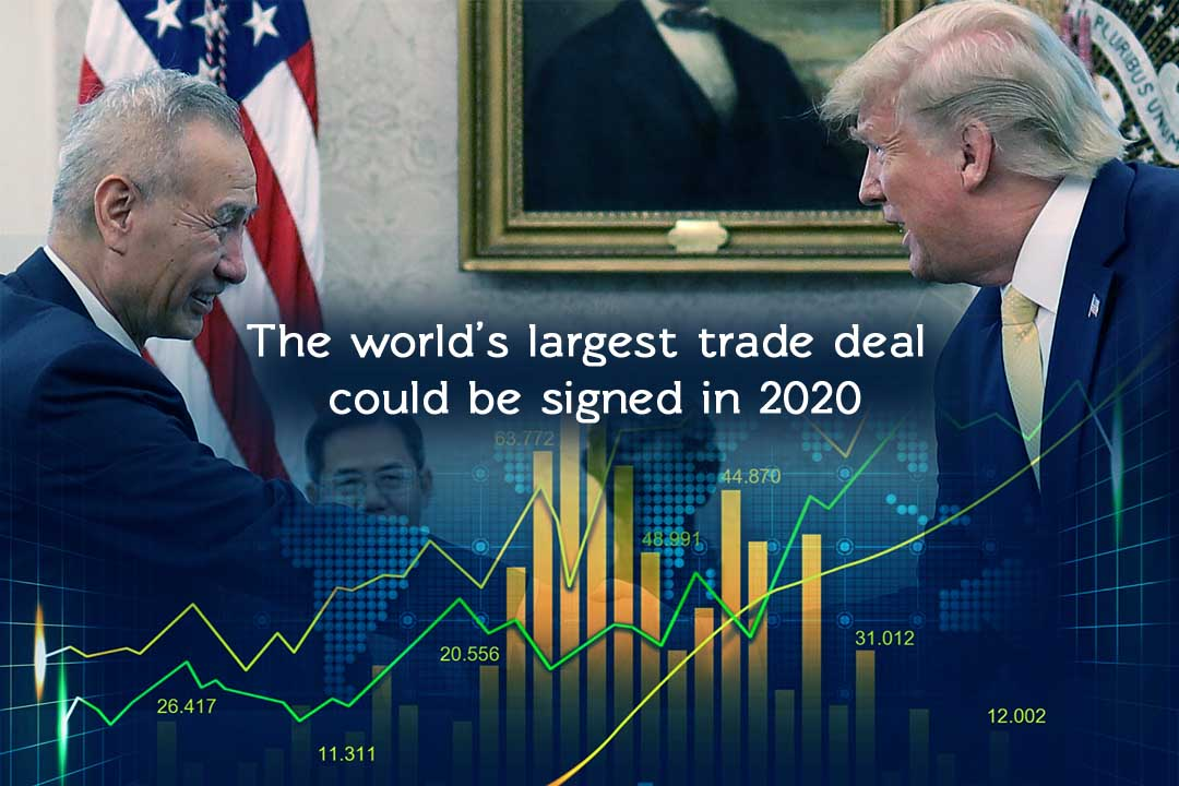 The World's Biggest Trade Pact could be signed in 2020 without U.S.