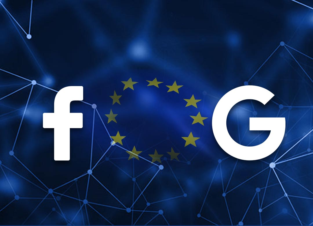 EU opened preliminary probe into Facebook & Google's data practices