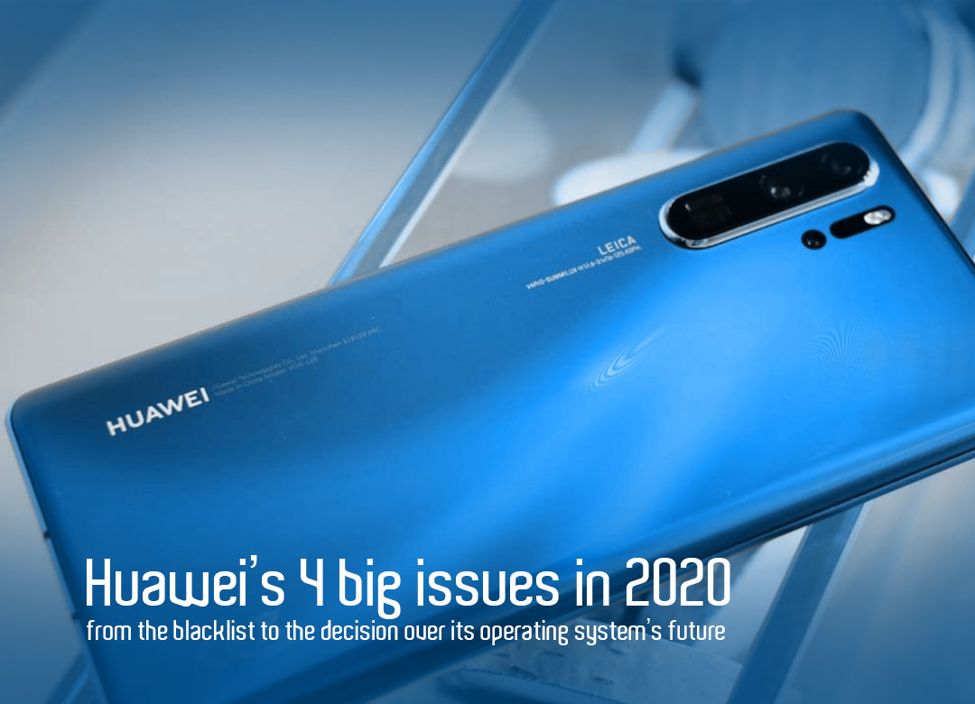 Four Main Issues of Huawei in 2020 over future of its Operating System