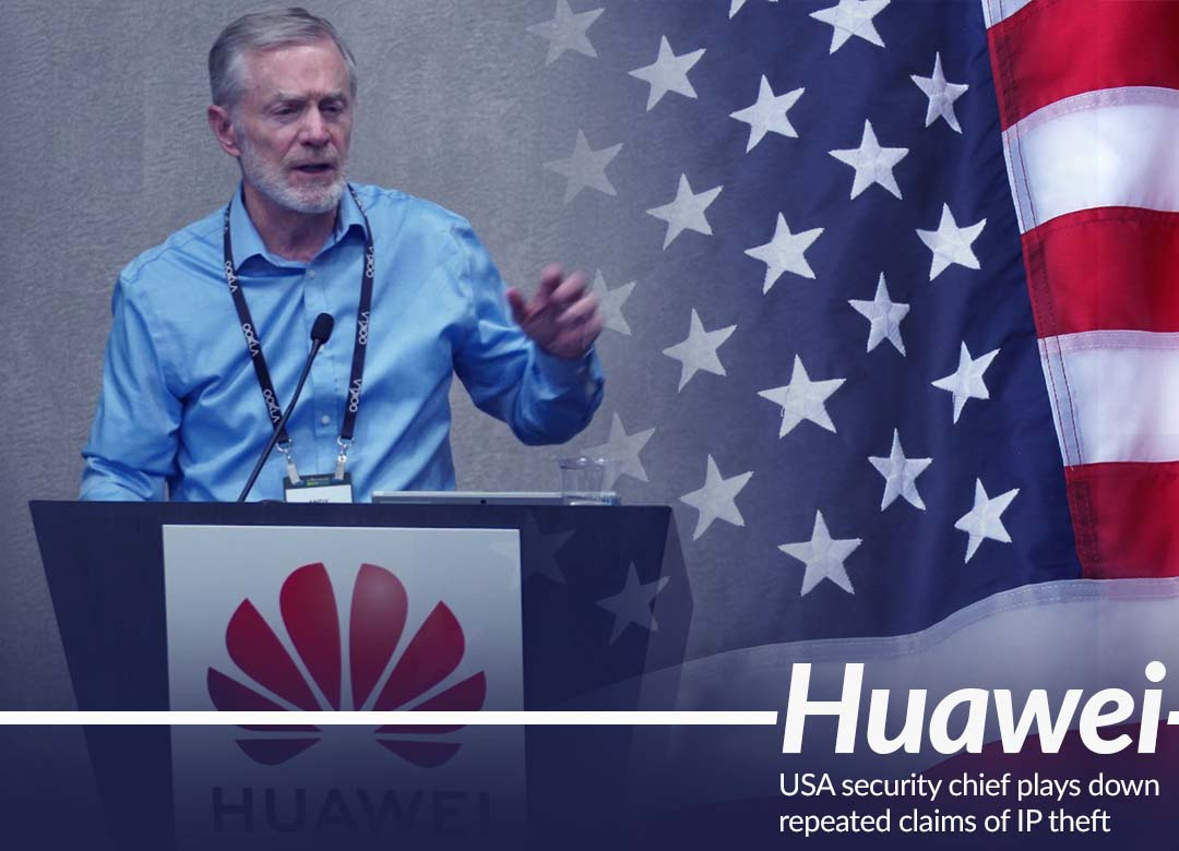 Huawei's USA security chief plays down repeated claims of Intellectual property theft