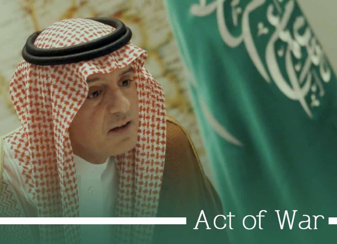 Saudi Aramco attack was a war act by Iran – Brian Hook