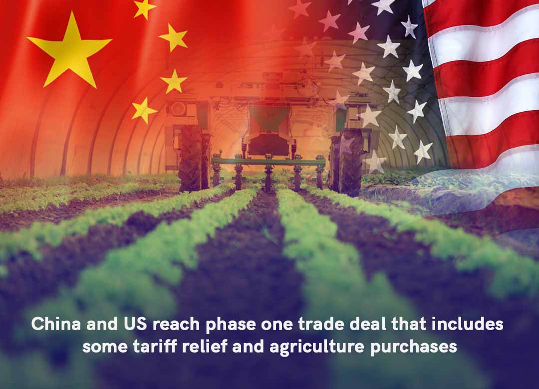 US and China settled on Phase-one Trade Agreement
