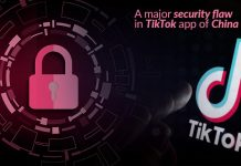 A major security flaw in TikTok app of China