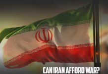 Can Iran afford a war, have a look with the help of these charts