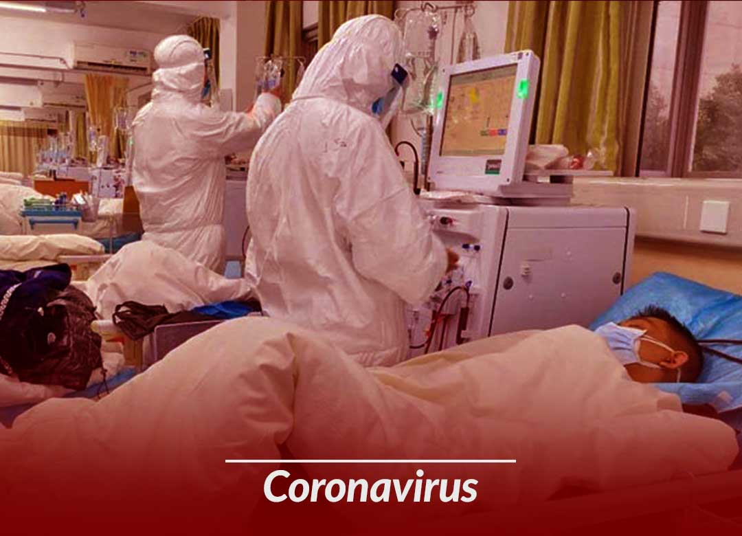 Coronavirus death toll rises to 41, after 15 more cases