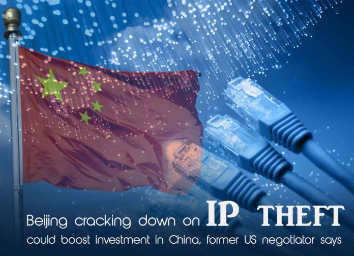 Cracking Down on IP theft could lift investment in China – ex US negotiator