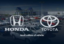 Honda and Toyota recall millions of Vehicles majorly in US