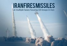 Iran launched many missiles at multiple bases housing US Troops in Iraq