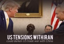 US Tensions with Iran could Darken US Trade War with China