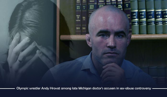 Andy Hrovat make Public Accusations against late Michigan doctor