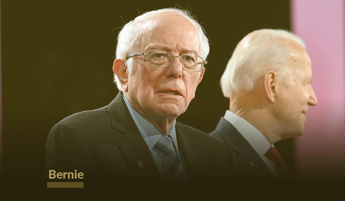 Mike Bloomberg wished to stop Bernie Sanders
