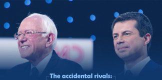 Buttigieg and Sanders go Head to Head in 2020 Campaign