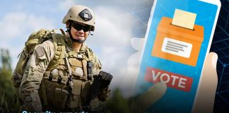 U.S. Security researchers reported flaws in voting app for military voters